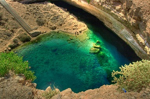 Bimmah Sink Hole Places To Visit In Muscat And Oman