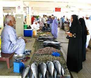 Fish Market - Places to Visit in Muscat And Oman