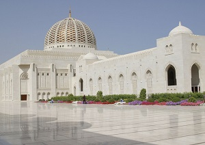 Grand Mosque Of Muscat- Places To Visit In Muscat And Oman