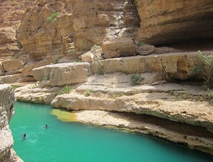 Wadi Shab - Places to Visit In Muscat And Oman